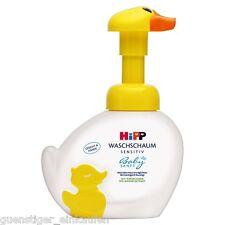(20,52€/L) 250ml Hipp Waschschaum Ente sensitiv Baby Sanft Gesicht & Hände