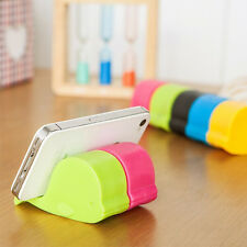 Cute Whale Shape Stand Mount Cradle Holder For iPhone 6/5S Samsung iPad Tablet