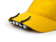 Ball Cap Visor Light W/ Batteries Ultra Bright Hat Light 5-LED light