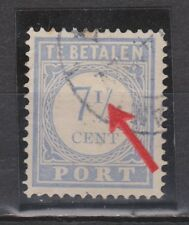 Port nr 54 TYPE 1 gestempeld used NVPH Netherlands Nederland due portzegel