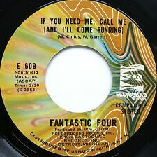 70S SOUL 45 FANTASTIC FOUR ON EASTBOUND - IN D VERSAND KOSTENLOS AB 5 45S!