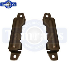64-72 Pontiac / Buick Transmission Support Crossmember Brackets - Pair