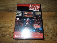Good Eats with Alton Brown: Say Cheese (DVD, 2003) Food Network Takeout