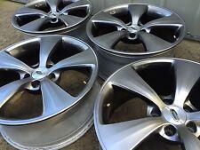 Genuine FPV Ford 19 inch custom shadow chrome wheel rims BA BF FG F6 Typhoon GTP