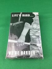 Life's Hard We're Harder Columbia Sampler Promo Cassette Entombed Onyx Cathedral