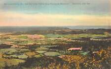 McConnellsburg Pennsylvania Big Cove Valley Tuscarora Mt Antique Postcard K11790