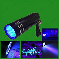 LED UV Black Light Torch, Cat, Dog, Pet, Rodent, Animal Urine Stain Detector