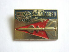 Vintage East Germany Pin Signal DDR 20 FDJ