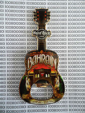 Hard Rock Cafe Bahrain 2014  - Guitar Shape Fridge Magnet Bottle Opener