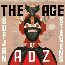 "Sufjan Stevens ""The Age of multipagina"" CD NUOVO"