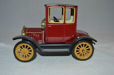 Schuco 1227 Ford Coupe T 1917 very near mint condition in working order with key