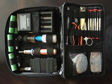 Professional Vape Bag / Case / Pouch / Vapor many slot for your mods and tools