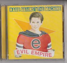 EVIL EMPIRE - RAGE AGAINST THE MACHINE (CD) . 1996. Neuf sous blister.