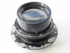 14 Inch F5.6 14A/3140 Air Ministry WW2 Arial Dallmeyer? Lens St No u7039