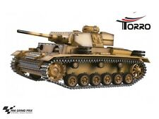 TORRO 1:16 RC tanques 3 ejec. l con metal carburantes-leiträdern, bb disparo 1111703633