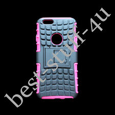 HEAVY y80 DUTY TOUGH SHOCKPROOF STAND HARD CASE COVER MOBILE PHONE FITS IPHONE