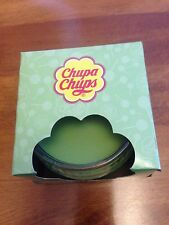 Chupa Chups Apple Scented Candle & Glass Holder - New & Boxed
