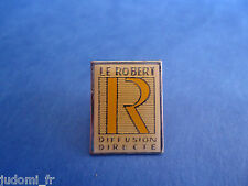Pin's pin DICTIONNAIRE LE ROBERT (ref L17)
