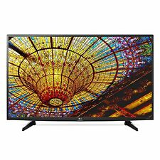 "LG 49UH6100 49"" webOS 3.0 Smart 4K Ultra HD TruMotion 120Hz LED UHDTV"