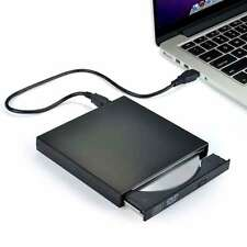 External Portable DVD Combo Player CD-RW Burner Drive USB 2 for Windows 7 8 10 B