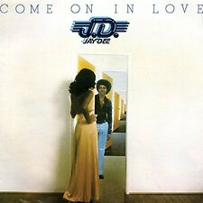 JAY DEE - COME ON IN LOVE  CD NEU