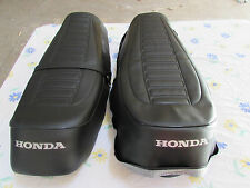 HONDA CB400 FOUR 1975 TO 1977  MODEL REPLACEMENT SEAT COVER .