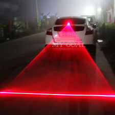 Auto Car Laser Fog Light Anti-collision SafetyWarning Signal Taillight Bulb Lamp