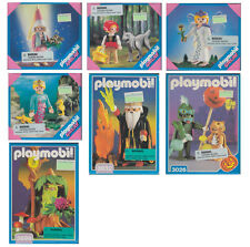 Playmobil - Lot of 7 Collectibles - Brand New in Boxes