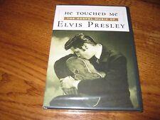 Elvis Presley: He Touched Me; The Gospel Music of Elvis Presley, DVD] New OOP