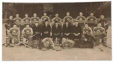 1932-33 Castors De Quebec Original Team Hockey Photo