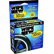 Wipe New Tire Shine Kit! Everything You Need To Clean Your Vehicles Tires - New