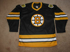 Vintage Boston Bruins NHL Hockey Jersey-Adult M-CCM