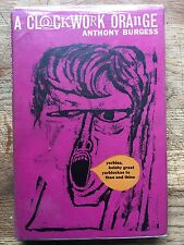 A Clockwork Orange, Anthony Burgess 1st/2nd.
