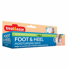 Treat & Ease Dry Foot and Heel Flexi Moisturising Balm 100g tol Cracked