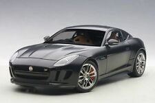 Autoart 2015 JAGUAR F-TYPE R COUPE MATT BLACK 1:18*New!