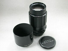 Pentax Super-Multi-Coated Takumar 135mm f/3.5 Manual focus Lens M42 Fit 6807078
