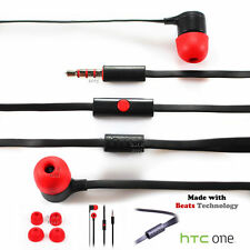 100% ORIGINAL HTC Headset Hands Free Earphone 4 One M7 M8 Mini Mini 2 Max Desire