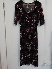 NEW - Beautiful Moda (Target) Size 18 Summer Dress, Wear With or Without Belt