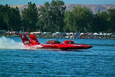 2015 U-3 Cooper's Ace Hardware Unlimited Hydroplane Race Boat Poster