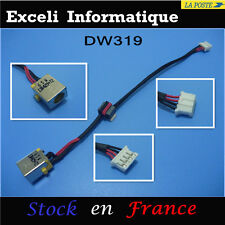 Packard BELL Easynote PEW91 dc jack power port socket avec cable 65w