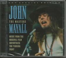 """John Mayall The Maters Music from """"The Turning Point"""" 2CD Neu!!!"""