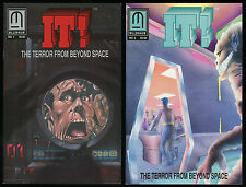 It Terror from Beyond Space Comic set 1-2 Lot Millennium 1958 Movie Adaptation