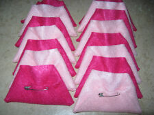 15 DIRTY DIAPER BABY SHOWER GAME FAVOR IT'S A GIRL LT PINK/DK PINK