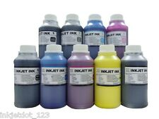 9x250ml Pigment refill ink for Epson 59 T059 Epson R2400 Stylus Photo R2400