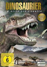 DINOSAURIER - Im Reich der Giganten - BBC EARTH (NEUAUFLAGE) (5 DVD) *NEU OPV*