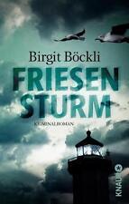 Friesensturm - Birgit Böckli - 9783426510223