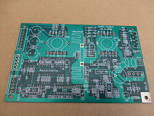 Wersi blank PCB PS20 power supply bare board