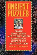 Ancient Puzzles : Classic Brainteasers and Other Timeless Mathematical Games...