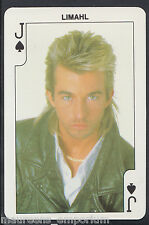 Dandy Gum Card - Rock'n Bubblegum Card - Limahl