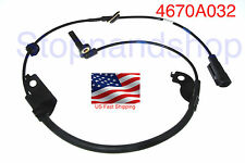 New ABS WHEEL SPEED SENSOR for MITSUBISHI Lancer Outlander FRONT RIGHT PASSENGER